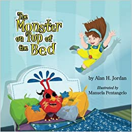 The Monster on Top of the Bed (Suzy & Karrit) (Volume 1