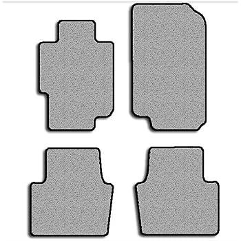 acura tl series simplex carpeted custom fit floor mats 4 pc set black 2004 2005. Black Bedroom Furniture Sets. Home Design Ideas