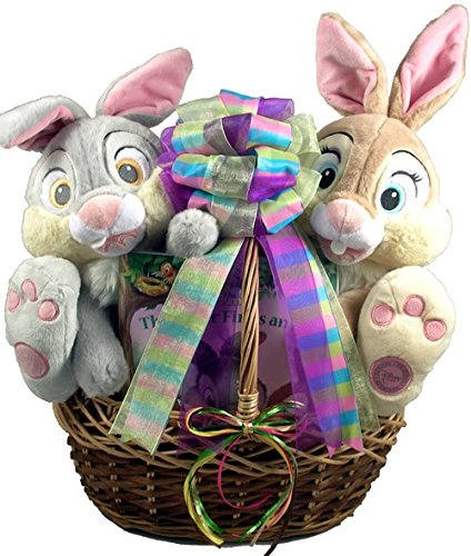 Gift Basket Drop Shipping ThAnFr Thumper and Friends, Easter Gift Basket