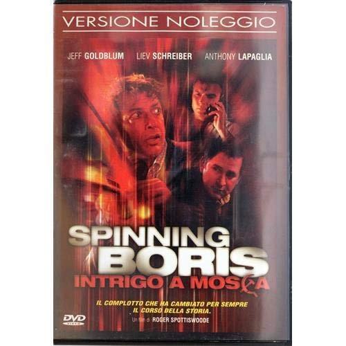 Spinning Boris - Intrigo A Mosca [Italia] [DVD]: Amazon.es ...