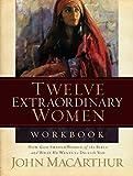 img - for Twelve Extraordinary Women Workbook book / textbook / text book