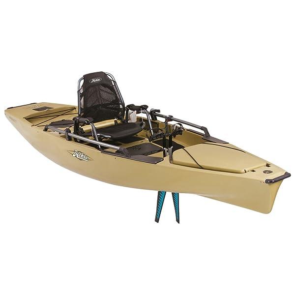 Hobie Mirage Pro Angler 14 Fishing Kayak Review