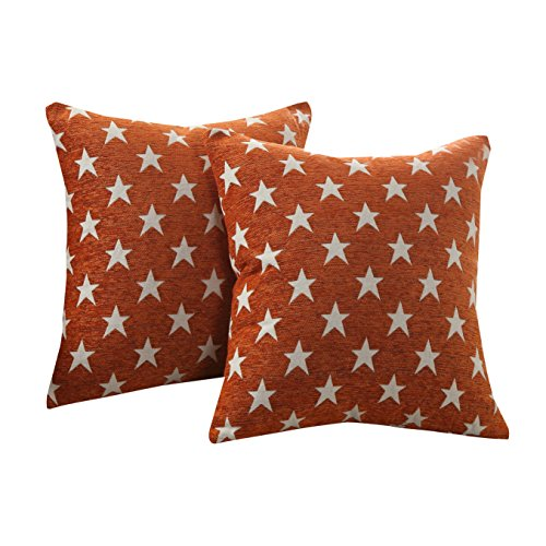 Sunday Praise Set of 2,Soft Chenille Decorative Throw Pillow