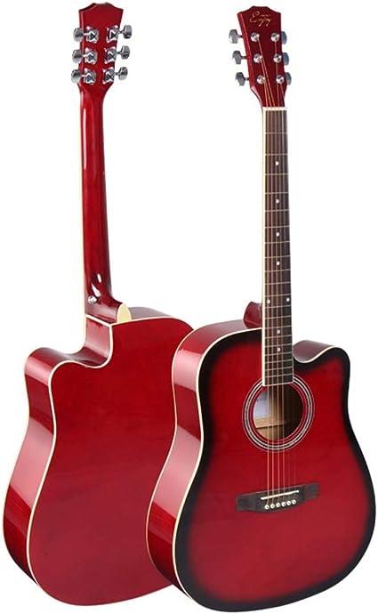 Boll-ATur Guitarra acústica de 41