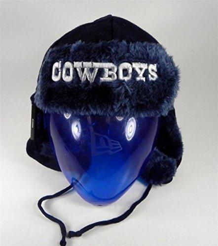 780111fca8de5 New Era Men s Dallas Cowboys Team Trapper Basic Knit Hat - Buy Online in  Qatar.