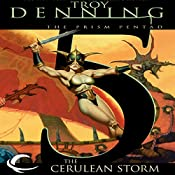 The Cerulean Storm: Dungeons & Dragons: Dark Sun: Prism Pentad, Book 5 | Troy Denning