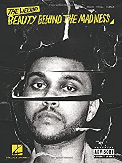 Book Cover: The Weeknd - Beauty Behind the Madness
