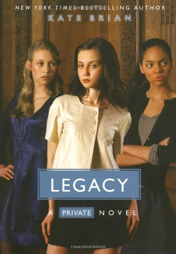 Legacy (Private, Book 6) - Or Lincoln City Salem To