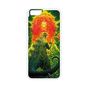 iphone6 plus 5.5 inch Case (TPU), godzilla vs biollante Cell phone case White for iphone6 plus 5.5 inch - YYTT7883930