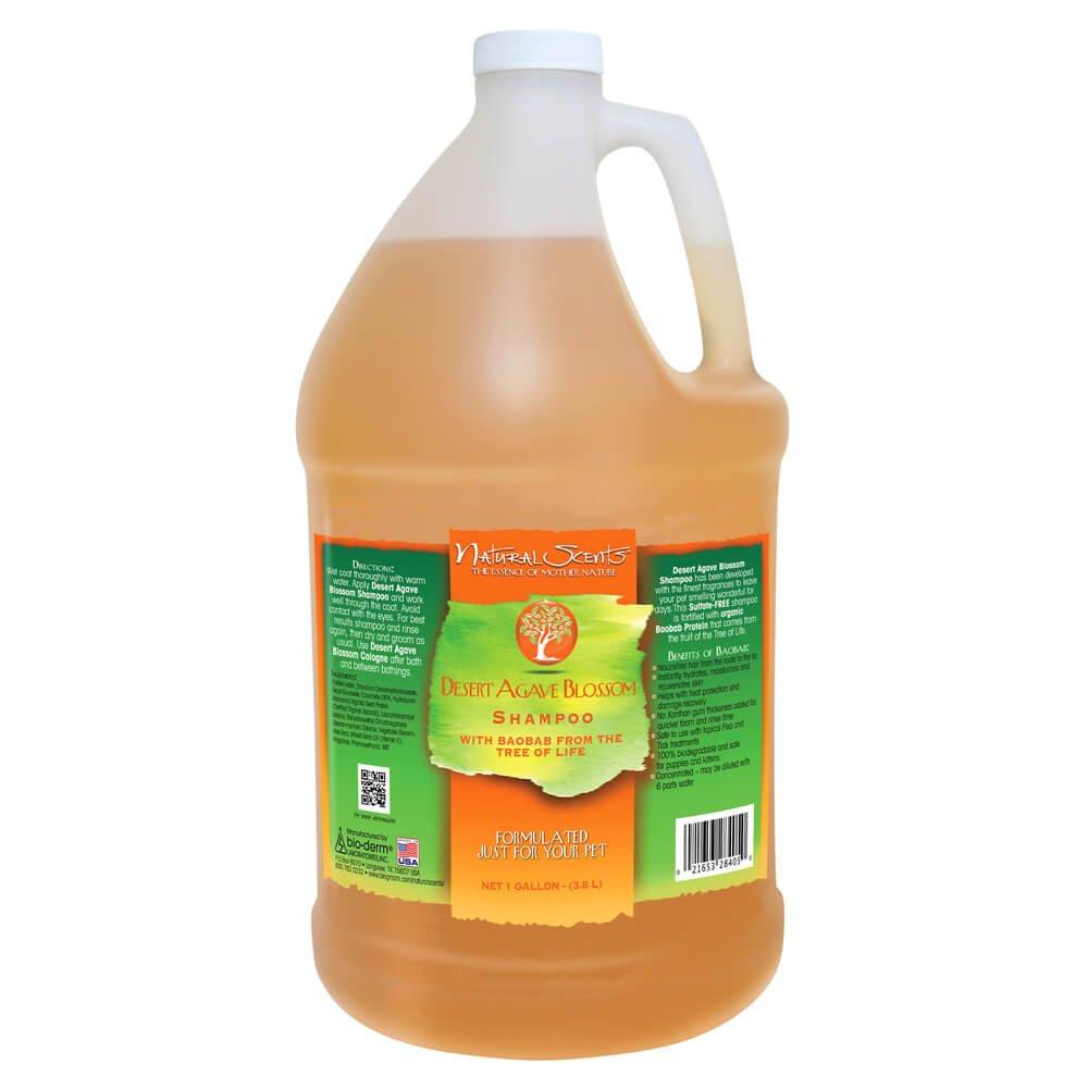 Natural Scents Desert Agave Blossom Shampoo, 1 Gallon