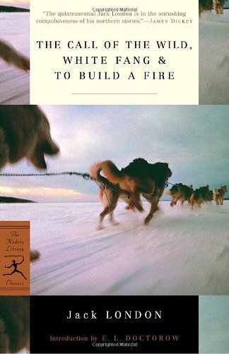 a literary analysis and a comparison of to build a fire and white fang The books of jack london he ascribed his worldwide literary success largely to hard work - to dig white fang, the sea wolf.