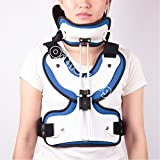 Adjustable Cervical Thoracic Orthosis Head Neck
