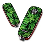 weed inhaler vaporizer - Skin For Firefly Vaporizer – Weed | MightySkins Protective, Durable, and Unique Vinyl Decal wrap cover | Easy To Apply, Remove, and Change Styles | Made in the USA