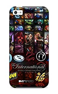 Ideal Valerie Lyn Miller Case Cover For Iphone 5c(dota), Protective Stylish Case