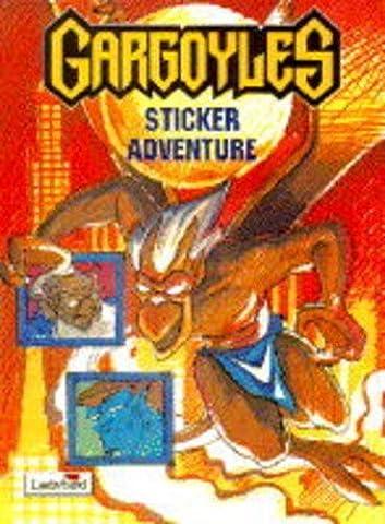 Gargoyles: Sticker Adventure Book 1 (Gargoyles) (Gargoyle Sticker)