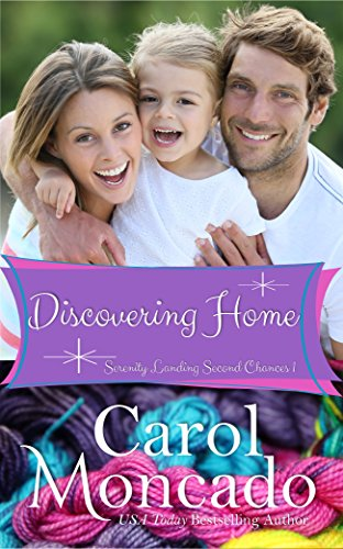 Discovering Home: Contemporary Christian Romance (Serenity Landing Second Chances Book 1) cover