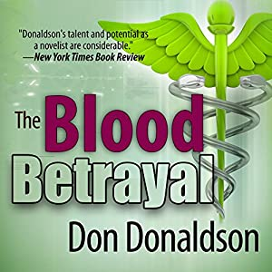 The Blood Betrayal Audiobook