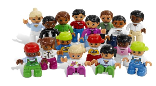 LEGO Education People 4591514 Pieces
