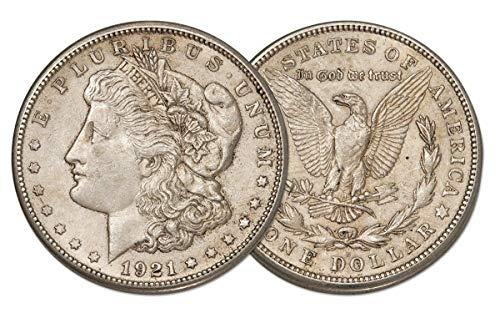 (1921 - Morgan Dollar Dollar XF or Better)