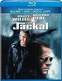 The Jackal (Blu-ray + DVD + Digital Copy)