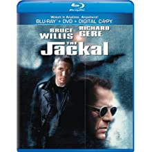 The Jackal (Blu-ray + DVD + Digital Copy) (1997)