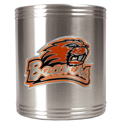Oregon State Beavers - NCAA Stainless Steel Can Holder