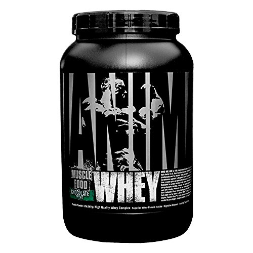 Universal Nutrition Animal Whey Isolate Loaded Whey Protein Powder Supplement, Chocolate Mint, 2 Pound (Whey Mint Gold Standard Chocolate)