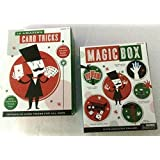Magic Box and Card Tricks by Merchsource