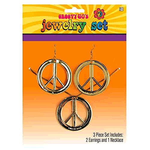 Peace Jewelry Set -