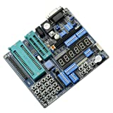 SainSmart PIC 16F87X PIC16F877A Microcontroller Development Board 1602 LCD For Starter