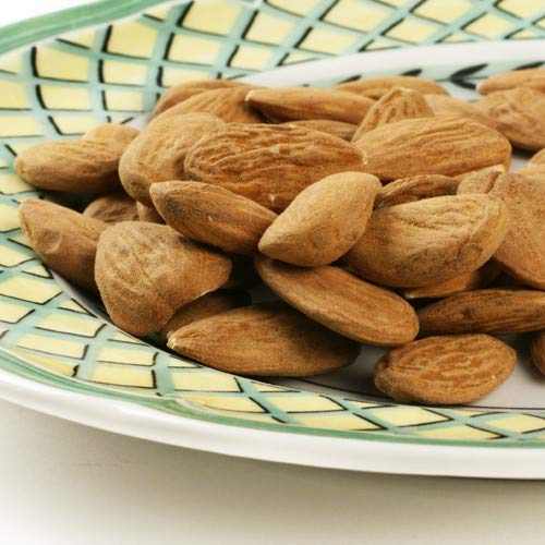 Organic Raw Sicilian Almonds (5 ounce)