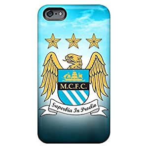 High-definition phone case cover High Grade Excellent iphone 5s for you - manchester city popular football club