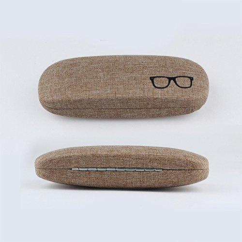 à Coque rigide transport grande lectureÉtui lunettes protectionpour Vert étui de de de Etui cadres Eyewear Ellaao de capacitéÉtui wgqa4xtnS