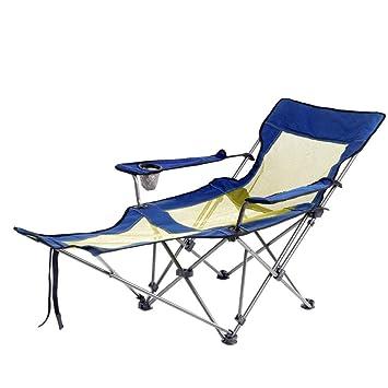L&WB Silla De Playa Plegable Transpirable De Malla para ...