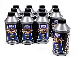 Lucas Oil 10825-12 DOT 3 Brake Fluid, 12 oz., Case of 12