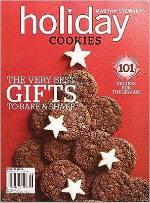 Martha Stewart Holiday Cookies Martha Stewart Amazon Com Books