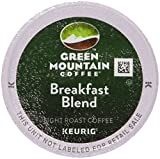 Keurig, Green Mountain Coffee, Breakfast Blend, K-Cup Counts, 50 Count