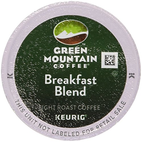 Keurig, Green Mountain Coffee, Breakfast Blend, K-Cup Counts, 50 Count (Kuerig Coffee Cups compare prices)