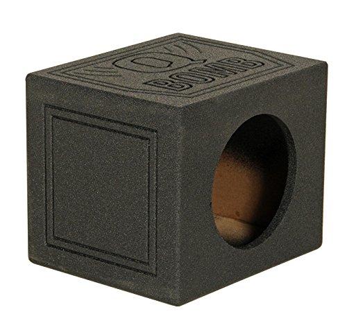 10 sealed subwoofer box - 6