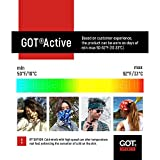 GOT Sports Multifunctional Tube Headwear - Works as Scarf, Neck Gaiter, Headband, Bandana - Breathable Moisture Wicking Microfiber - Running, Biking, Hiking, Fishing, Yoga