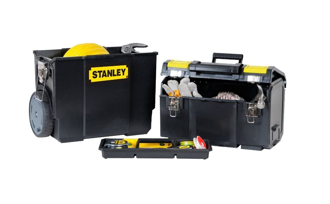 2-in-1 Mobile Work Centre by Stanley Tools (Image #4)