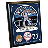MLB New York Yankees Clint Frazier 8 x 10 Plaque with Game Used Yankee Stadium Dirt