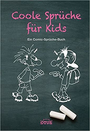 Coole Spruche Fur Kids Comic Amazon De Ba Cher