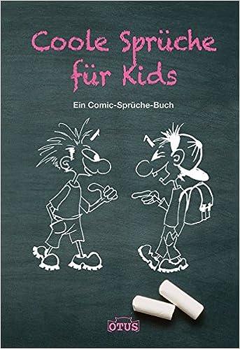 Coole Sprüche für Kids: Comic: Amazon.de:  : Bücher