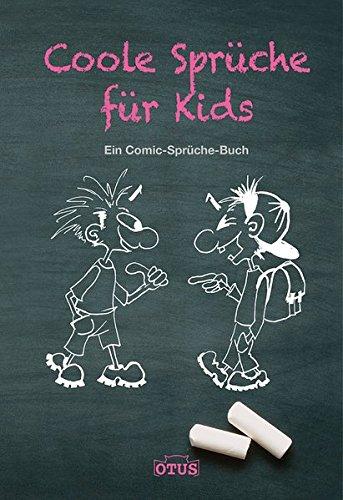 Coole Sprüche für Kids: Comic