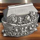 Center Gifts Decorative Easy Engraving Noah's Ark Animal Money Bank
