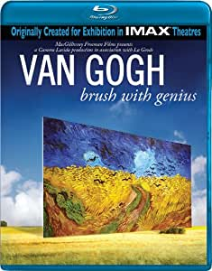Van Gogh: A Brush with Genius (IMAX) [Blu-ray]