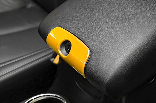 Blue Copilot Handle Cover Trim for Jeep Wrangler JK JKU 2011-2018 4-Door E-cowlboy 18 PCS Full Set Interior Decoration Trim Kit,Interior Door Handle Cover Trim,Air Conditioning Vent Cover Trim