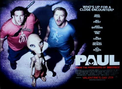 Paul Movie Poster: Amazon.co.uk: Kitchen & Home