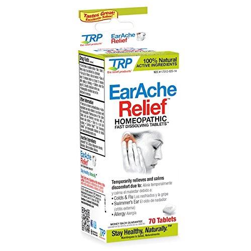 TRP Company Earache Relief, 70 Count (Earache Relief Drops)
